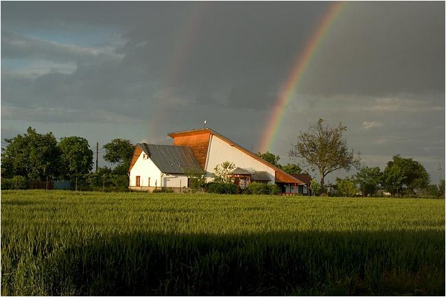 rainbow curcubeu