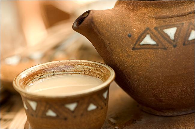ceai la cotroceni - ceainicul