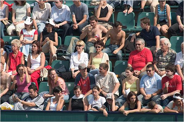 la tenis