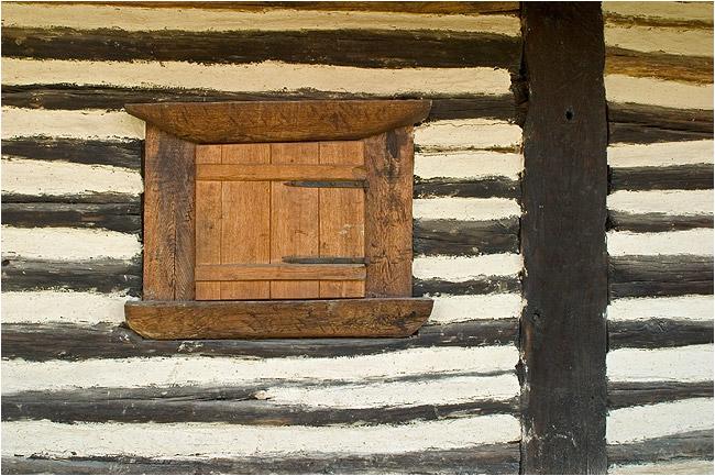 fereastra ca o poarta