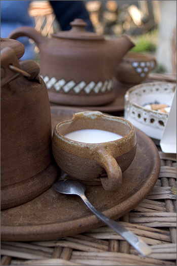 din punct de vedere ceai