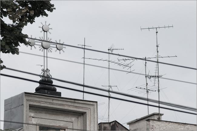 tot felul de antene pe portativ