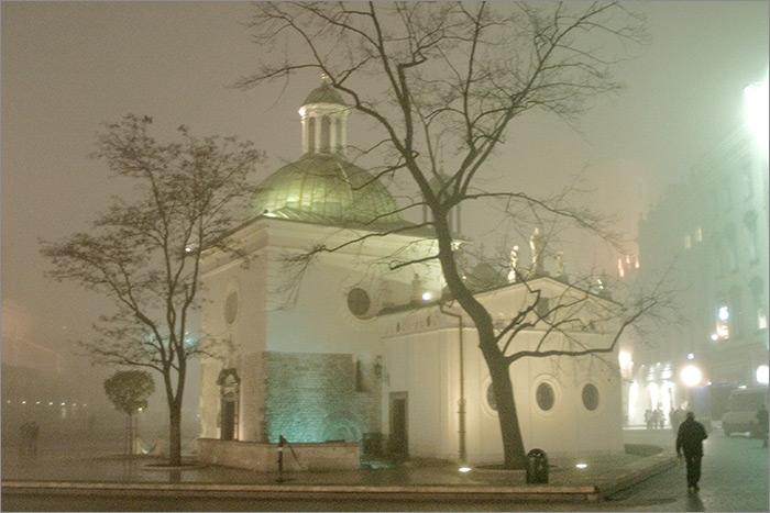 biserica St. Adalbert in ceata