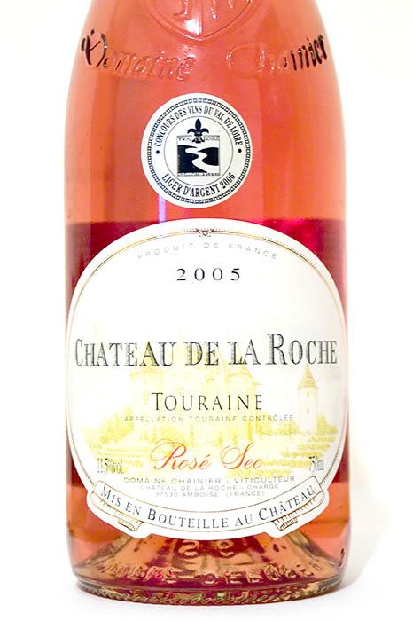 Chateau De La Roche - Touraine 2005