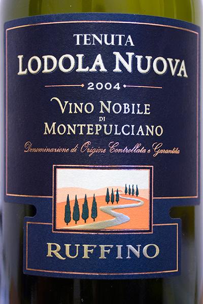 Montepulciano Lodola Nuova 2004 - Ruffino