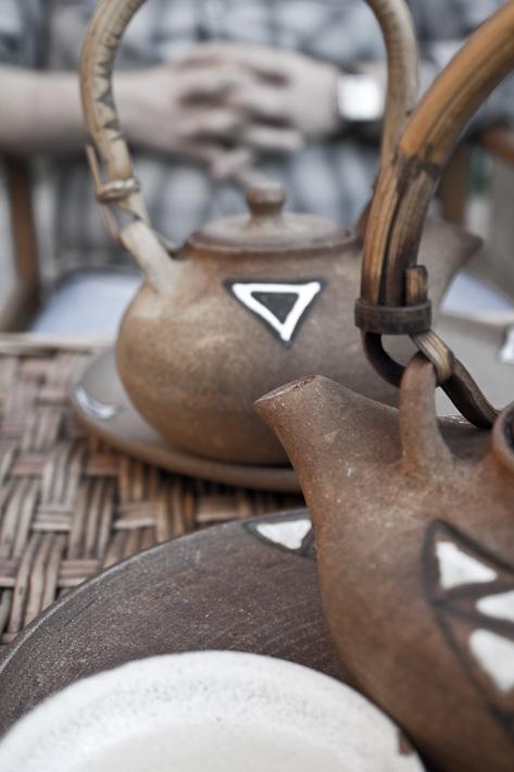 spiritul ceaiului e triunghi