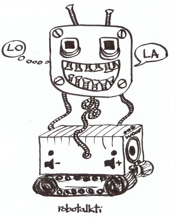 robotalkti