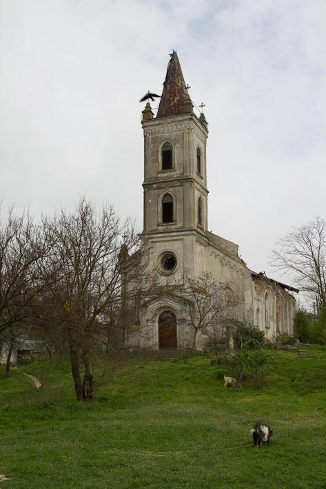 biserica cu pasarea potrivita
